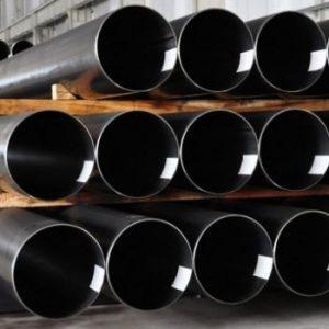 Thép ống đen cỡ lớn