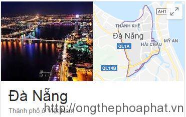 Ống thép Hòa Phát tại Đà Nẵng