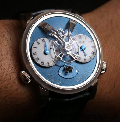 Mẫu đồng hồ vỏ thép