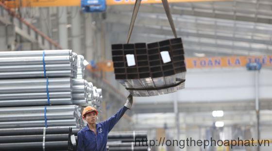 Ống thép Hòa Phát tại Phú Yên