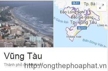 Ống thép Hòa Phát tại Bà Rịa - Vũng Tàu